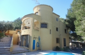 BLC00139, Spanish Finca Style 6 Bedrooms 4 Bath Detached Villa with Swimming Pool