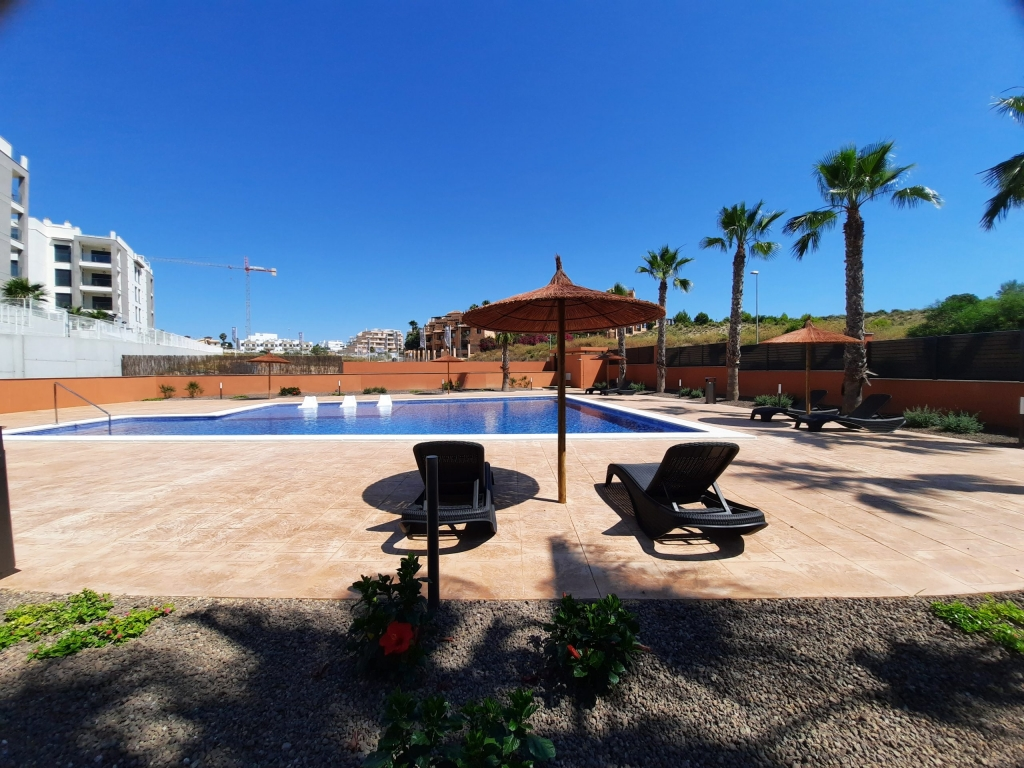 Quality Key Ready and Off Plan 2 Bedroom 2 Bath Villamartin Apartments