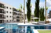 N0032, High Spec Key Ready 2 Bedroom 2 Bath Villamartin Apartments