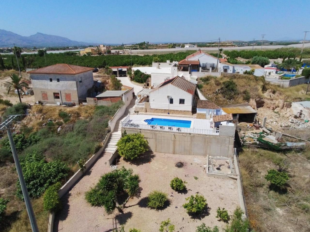 Spanish Total 8 Bedroom 3 Bath Country Fina including  Cave House